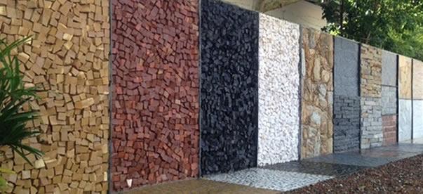 Rochas Brasil  Pedras Decorativas